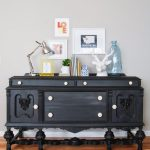Black Chalk Paint Furniture Sweetlooking
