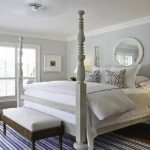 Blue Gray Bedroom Color Scheme Paint Ideas