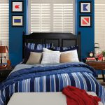 Blue Painted Room Inspiration Project Idea