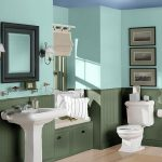 Bold Bathroom Paint Ideas Small Yonehome