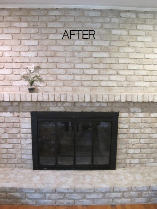 Brick Fireplace Makeover Ideas Your Old Home