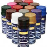 Brillo Color Spray Leather Vinyl Paint Dye All Colors Always Fresh