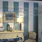 Brocante Home Collection Brush Pearls Ing Stripes Walls Chalk