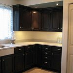 Brown Kitchen Cabinets Best Paint Colors Dark