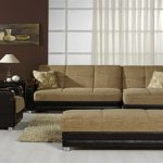 Brown Living Room Comfortable Decorating Ideas