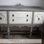 Buffet French Linen Traci Morby