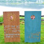Build Cornhole Board Home