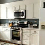 Builder Grade Kitchen Makeover White