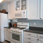 Cabinet Paint Matches White Kitchen Appliances Home Staging Bloomington