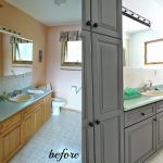 Cabinet Refinishing Latex Paint Stain Rust Oleum