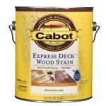 Cabot Express Deck Wood Stain Semi Transparent Consumer