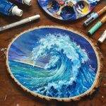 Can Acrylic Paint Wood Home