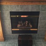 Can Paint Ceramic Tiles Around Fireplace Ugly
