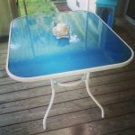 Can Spray Paint Glass Table Top