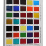Candy Paint Color Chart Car Interior