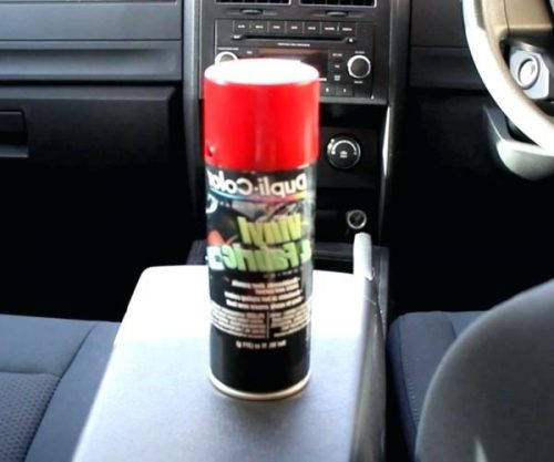 Car Interior Spray Paint