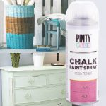 Chalk Finish Spray Paint Pintyplus Single Can Assorted Colors