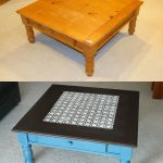 Chalk Paint Coffee Table Daltin