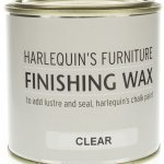 Chalk Paint Finishing Wax Harlequin