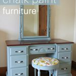 Chalk Paint Furniture Cleverly Simple Recipes Diy Our
