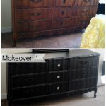 Chalk Paint Recipe Dresser