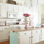 Chalk Painted Kitchen Cabinets Never Again White Lace