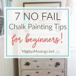 Chalk Painting Tips Beginners Paint Furniture Paintings