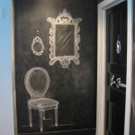 Chalkboard Paint Concepts Writing Partitions Turns Into Enjoyable Decorations