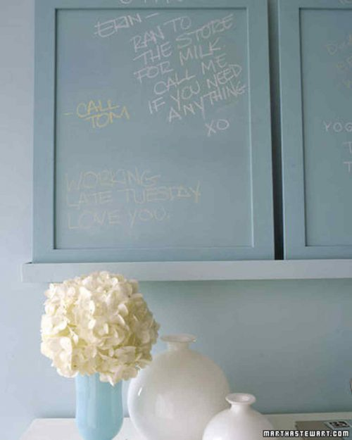 Chalkboard Paint Home Helpers Martha