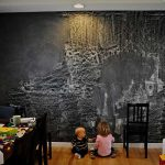 Chalkboard Paint Ideas Allow Personalize Wall Decor Amazing Diy Interior Home