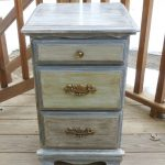 Chalkpaint Old Laminated Nightstand