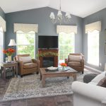 Charcoal Gray Sun Room Nest