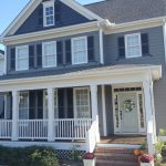 Charming Blue Grey Exterior Paint Colors House Sherwin Williams