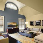 Cheap Warm Paint Colors Living Room Doherty