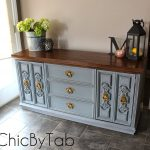 Chicbytab Chalk Paint Grey Side