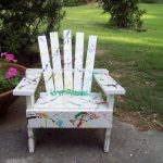 Childs Hand Painted Adirondack Chair Color