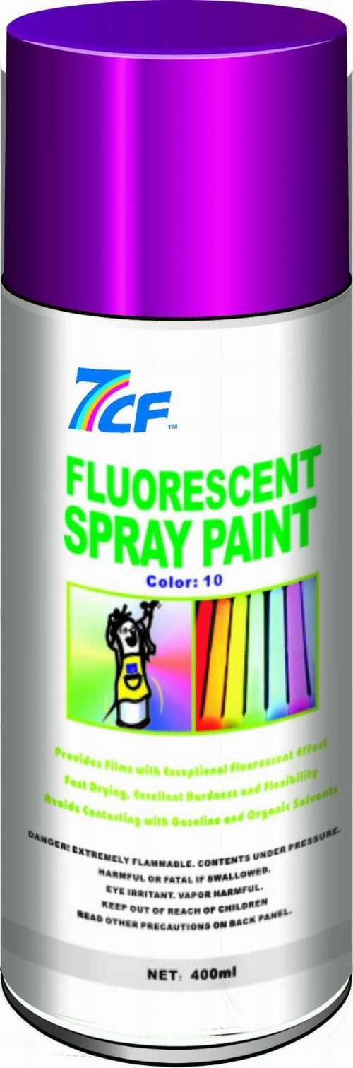 China Fluorescent Spray Paint Green