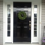 Chinoiserie Chic Front Door Glossy