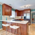 Choose Best Small Kitchen Colors Home Decor