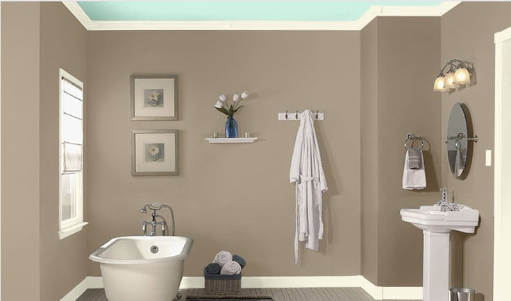 Choosing Paint Colors Bathrooms Must Look These Beautiful Shades Interior Design