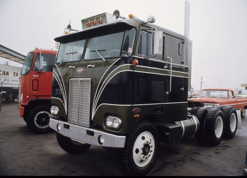 Coe Peterbilt Paint Schemes