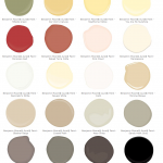 Color Outside Lines Pottery Barn Paint Colors Spring