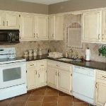 Color Should Paint Kitchen Cabinets Modern Cream