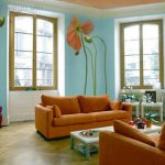 Color Should Paint Living Room Wall Home Design