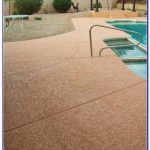 Concrete Pool Deck Finish Decks Home Decorating Ideas