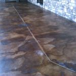 Concrete Stain Porch Patio Outdoor Floors Yourself