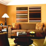Contemporary Living Room Paint Color Ideas