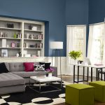 Contemporary Living Room Paint Colors Home