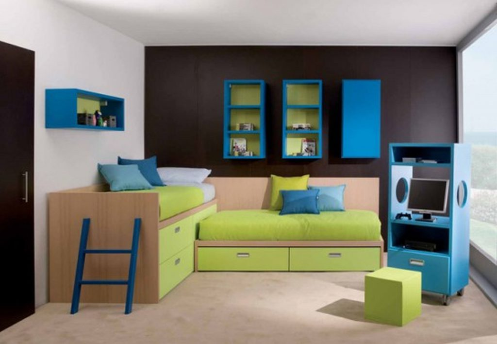 Cool Colors Paint Room Home Design