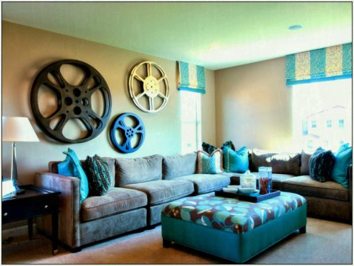 Cool Living Room Paint Ideas Make Look Bigger Home Design Color Unique